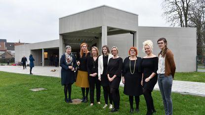 Nieuwe kleuterschool 't Klimopje open