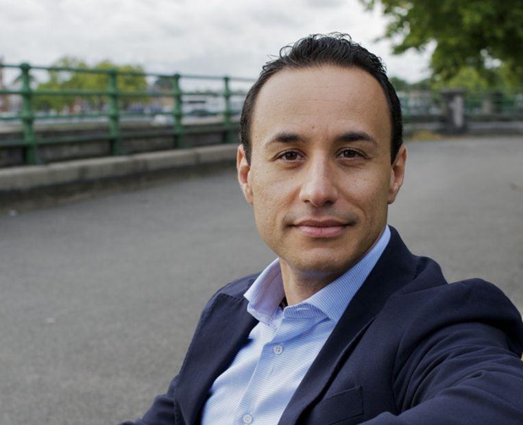 Tarek Osman. Beeld Aubrey Wade
