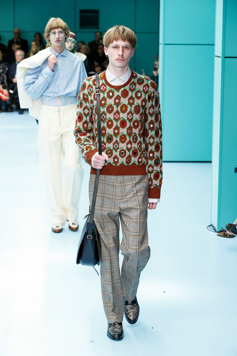 Gucci Beeld Team Peter Stigter