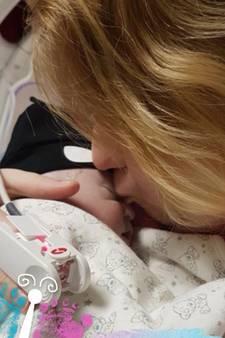 Overleden baby Ava Joy te klein voor orgaandonatie