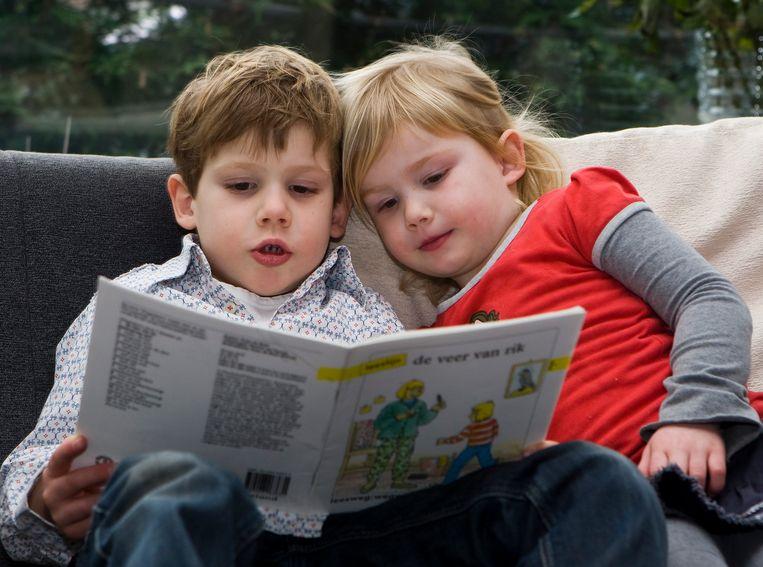 De jeugdliteratuur verdient meer serieuze aandacht! Beeld ANP EXTRA