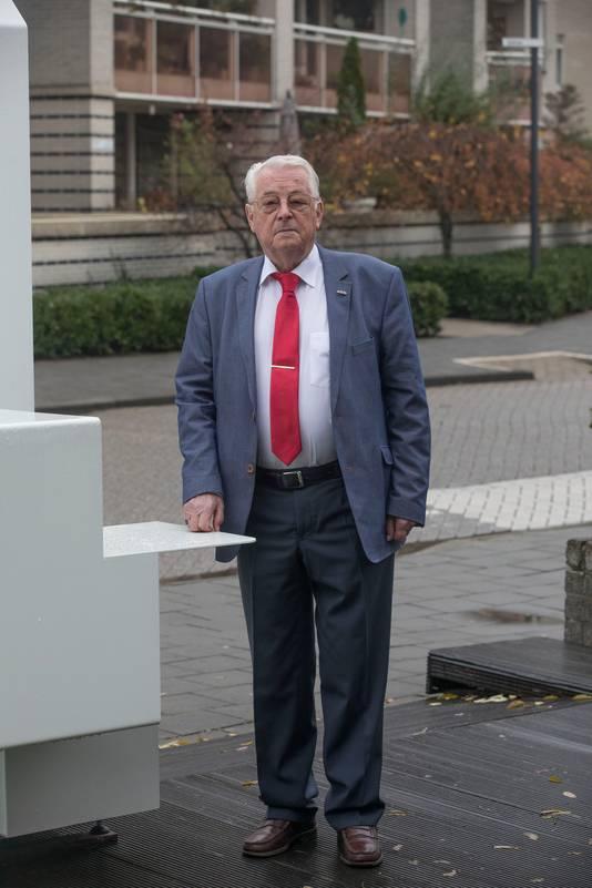 Dré Rennenberg van Ouderen Appèl Eindhoven.
