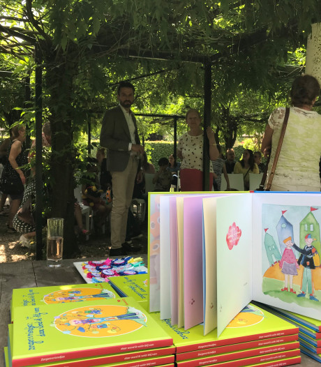 Boekje helpt kinderen en ouders bij het bespreekbaar maken van hun zorgen