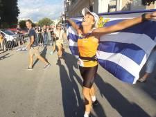 Leonie Ton wint marathon in Aalter