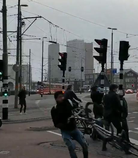 Nederlandse stormvideo's miljoenen keren bekeken in het buitenland