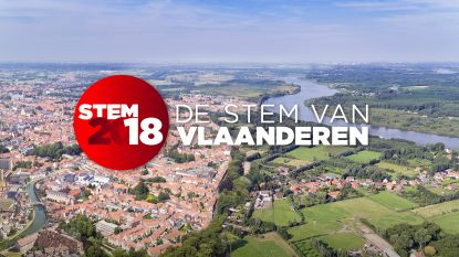 Heb jij al deelgenomen aan de Stem van Vlaanderen?