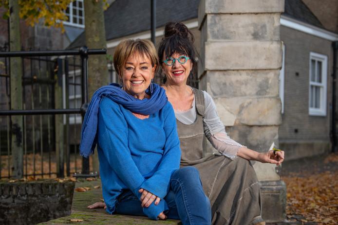 Het debatprogramma 'Nieuwe Liefde' van initiatiefnemer Clara Blaauw en Ank le Noble viert het eerste lustrum.
