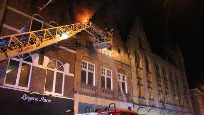 "Rampweek voor uitbaatsters skateshop en lingeriewinkel: ""Eerst coronasluiting en nu brand"""