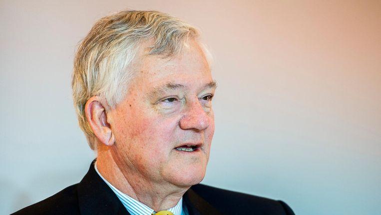 De voorzitter van de raad van commissarissen van AkzoNobel, Antony Burgmans Beeld anp
