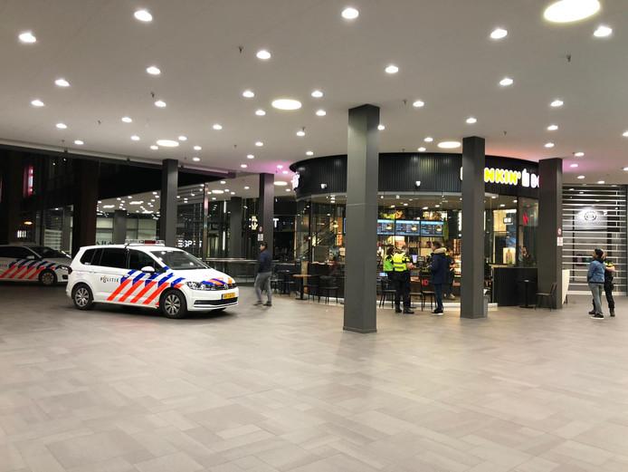 Zelfs de Dunkin' Donuts in de  Piazza werd begin vorig jaar overvallen door een man met een rasta-pruik.