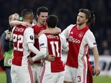 Ajax treft FC Kopenhagen in achtste finales Europa League