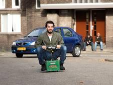 Rijdend bierkratje verbaast Eindhoven