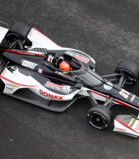 Van Kalmthout zag Indy-debuut afgelast worden: 'Jaren naar toe gewerkt'