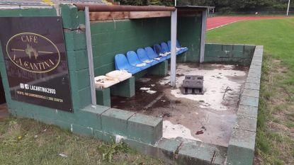 Vier minderjarigen geïdentificeerd voor brandstichting en inbraak bij voetbalclub SK Schoten