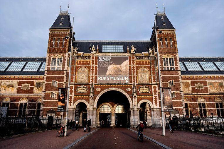 In het Rijksmuseum ligt een diamant die ooit van de sultan van Banjarmasin was. Beeld ANP