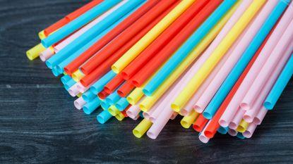 Londen wil plastic rietjes in de ban doen
