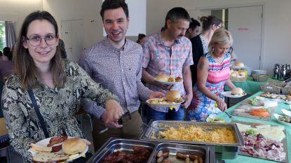 Gemeente verwelkomt nieuwe inwoners met ontbijtbuffet