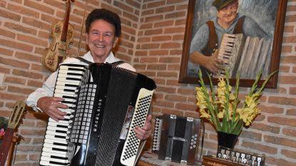 """Rosette Vanacker (85) is 80 jaar muzikant: """"De muziek houdt de geest fit"""", zondag concert van West-Vlaams Accordeonorkest"""