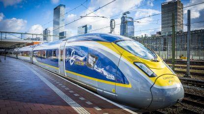 """""""Passagiers Eurostar Amsterdam-Londen moeten in Brussel uitstappen voor paspoortcontrole"""""""