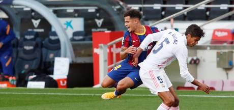 Koeman moet Coutinho missen in Champions League-duel met Juventus