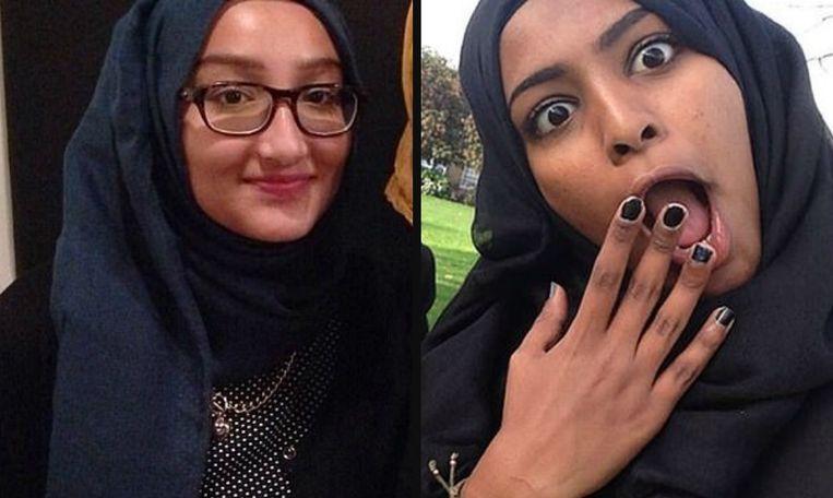 Kadiza Sultana en Amira Abase. Over hun lot bestaat de nodige onduidelijkheid. De eerste zou gestorven zijn tijdens een bombardement, de tweede zou nu nog altijd in Baghuz zitten.