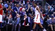 Toronto en Denver herpakken zich in NBA-play-offs na nederlaag, Portland loopt uit