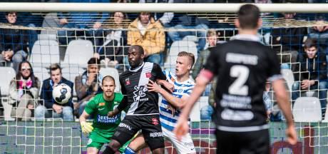 FC Oss trekt aanvaller Patrick N'Koyi aan