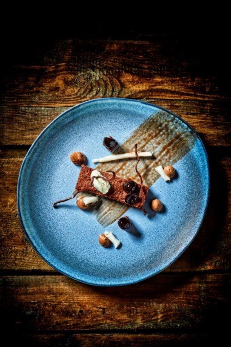 Chocolade Kirsch Lardo