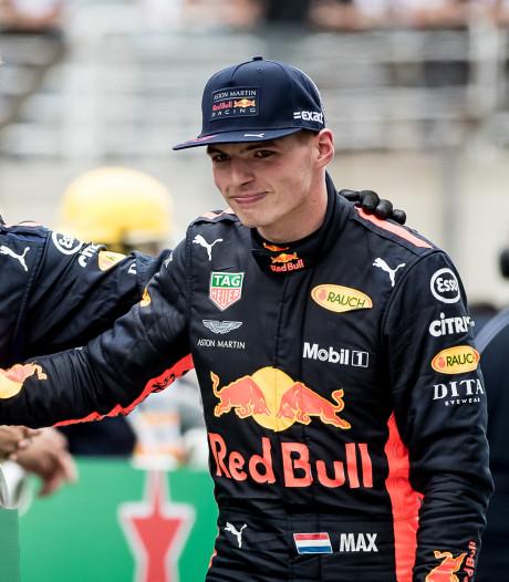 Met hemelbestormer Max is het nooit saai in de Formule 1