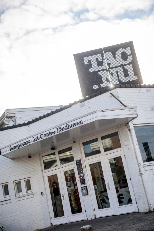 Het Temporary Art Centre (TAC) in Eindhoven.