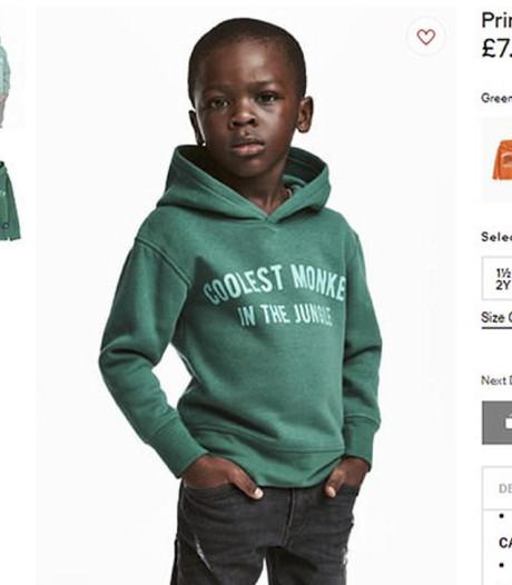 H&M stelt diversiteitsmanager aan na 'racistische' reclame