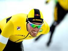 Roest verstevigt leidende positie bij NK allround, titelverdediger Blokhuijsen naar huis