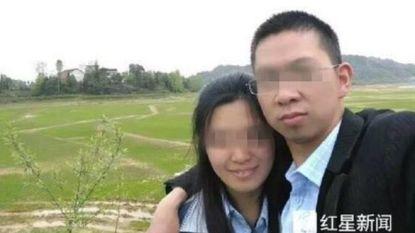 Chinees faket zijn eigen dood. Maar zijn vrouw weet van niks en stapt met hun kinderen uit het leven