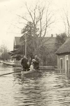 Unieke beelden watersnoodramp uit het hart van de Alblasserwaard