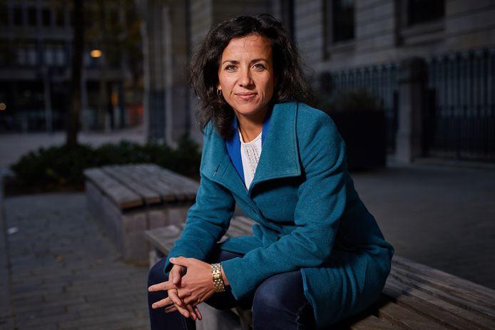 Nadia Arsieni (D66): 'Het veiligheidsbeleid is soms te repressief. Voor een derde termijn zou ik dit een belangrijk punt vinden.'