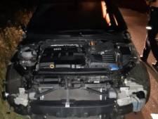 Gestolen auto gestript aangetroffen in Tilburg