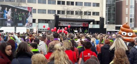Basisscholen in Zuidoost-Brabant voeren komende week massaal twee dagen actie