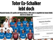 Déclaré mort en 2016, cet ancien joueur de Schalke est retrouvé vivant quatre ans plus tard