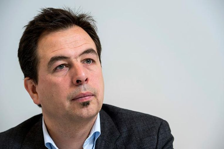 Groen-parlementslid Johan Danen