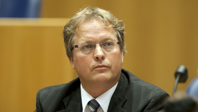 VVD-Tweede Kamerlid Erik Ziengs. © anp Beeld