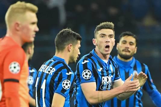 Castagne heeft 0-1 gemaakt in Donetsk.