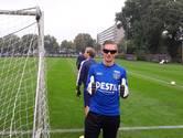 Bijzonder gezicht bij Willem II: club introduceert keepersbril