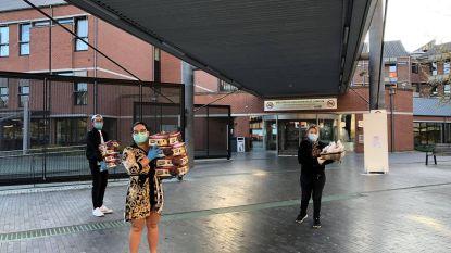 """Italiaanse winkel schenkt paasbrood aan personeel ZOL: """"We willen hen een vreugdevol paasgevoel bezorgen in deze moeilijke tijden"""""""