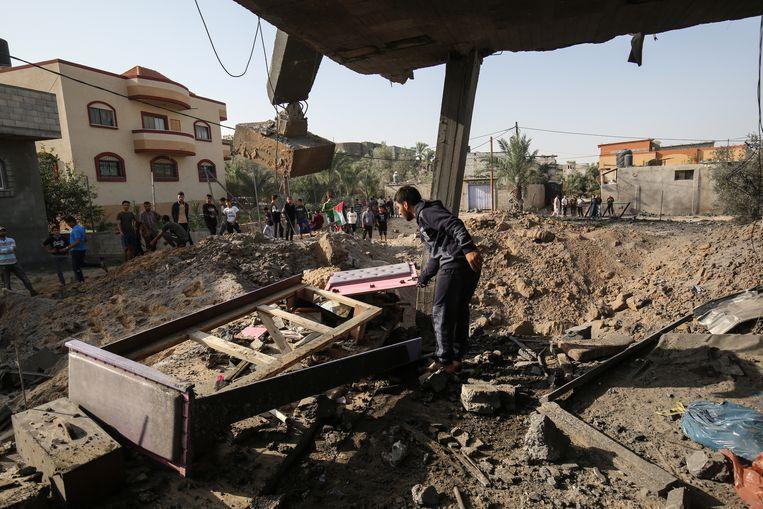 Opnieuw doden bij beschietingen Gazastrook