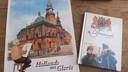 Werk van René Diekstra. Een kalender een een boekje over de Elfstedentocht. Beide volledig zelf voor zien van tekst en illustraties.