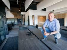 Henk Adriaanse wil op Dombosch gastheer zijn voor jonge ondernemers