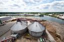 Biomassacentrale BECC in Cuijk.