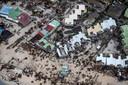 Irma trok een spoor van vernieling over Sint-Maarten