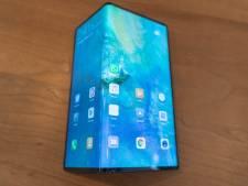 De eerste vouwbare telefoon van Huawei onder de loep: krrak!