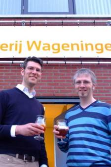 Kijken hoe bier wordt gemaakt in Wageningen, en een beetje proeven